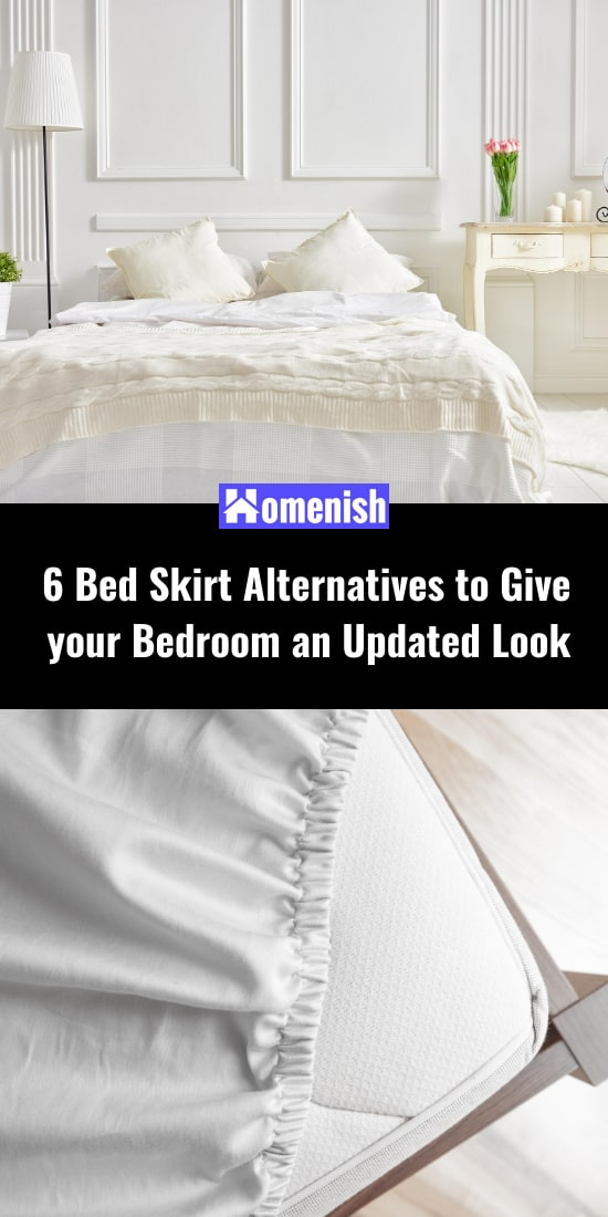 7 Bed Skirt Alternatives to Give your Bedroom an Updated Look