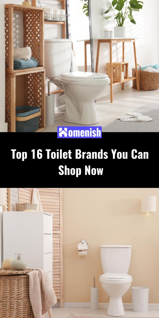 Top 16 Toilet Brands You Can Shop Now