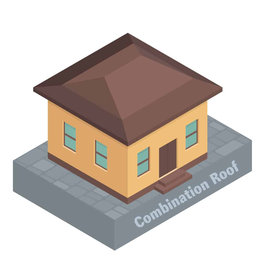 Combination Roof