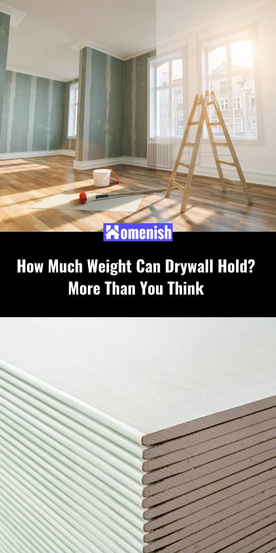 How Much Weight Can Drywall Hold More Than You Think
