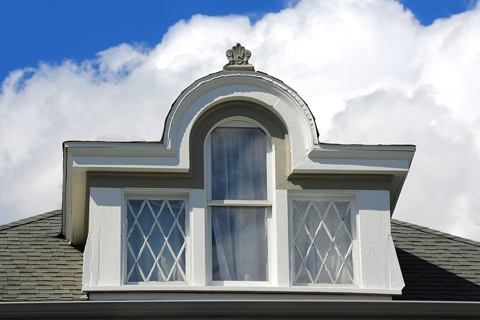 Arched Top Dormer