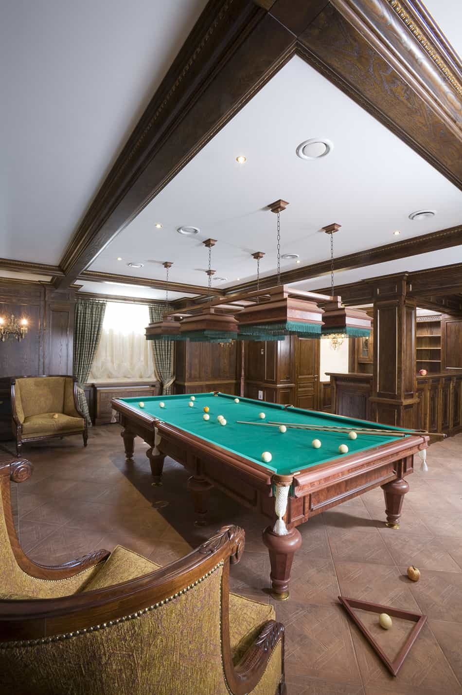 Bar with Billiards Table 2