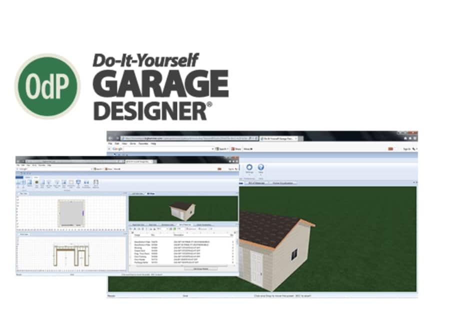 Bighammer Do-It-Yourself Garage Designer
