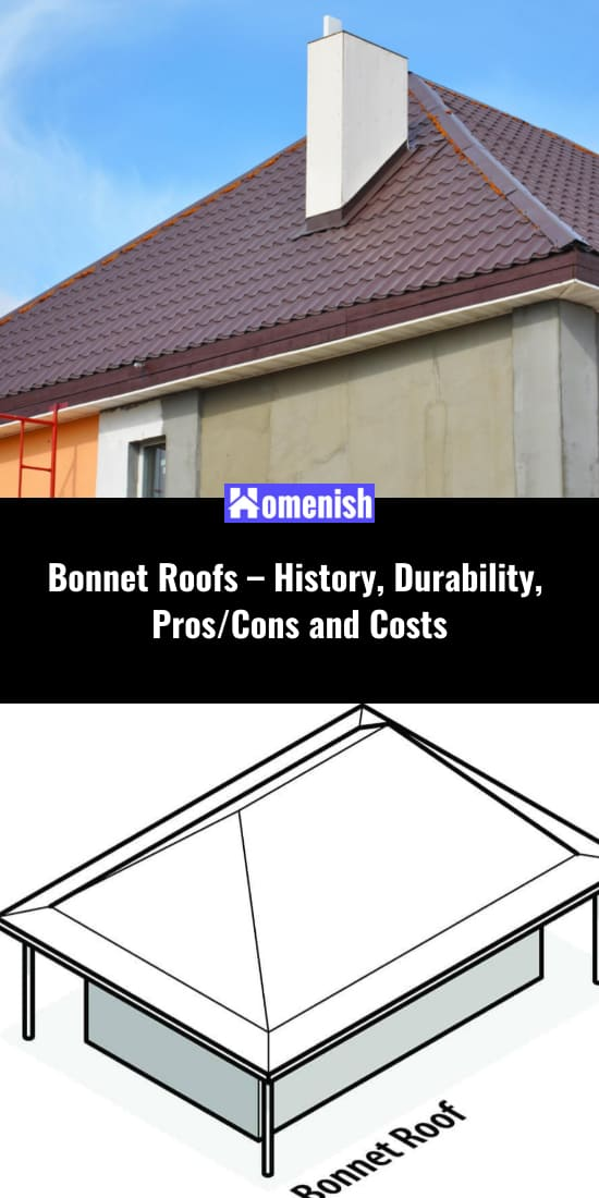 Bonnet Roofs - History, Durability, ProsCons and Costs