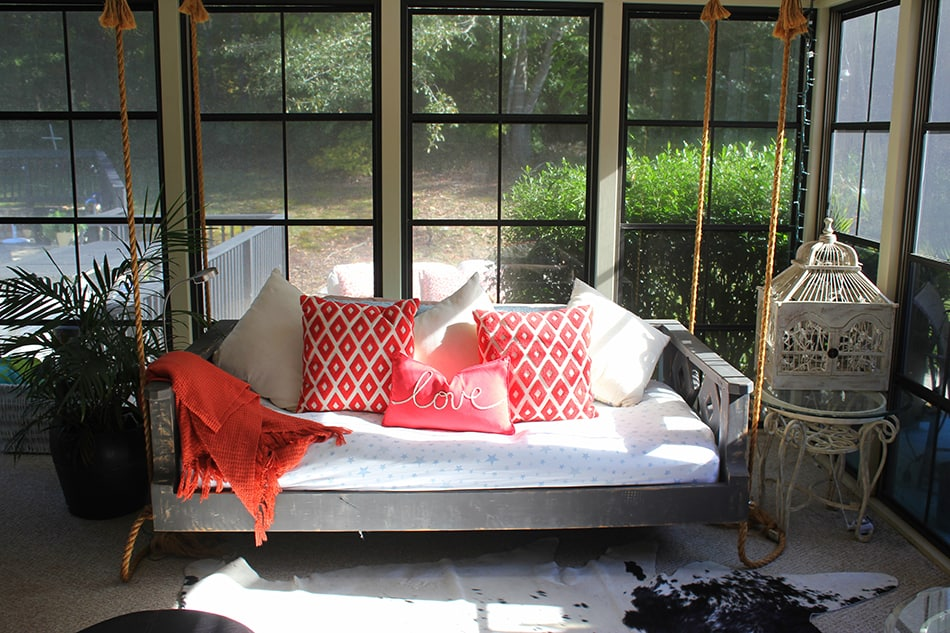 Catnapping Porch