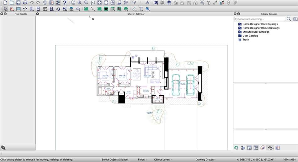 Chief Architect Home Designer