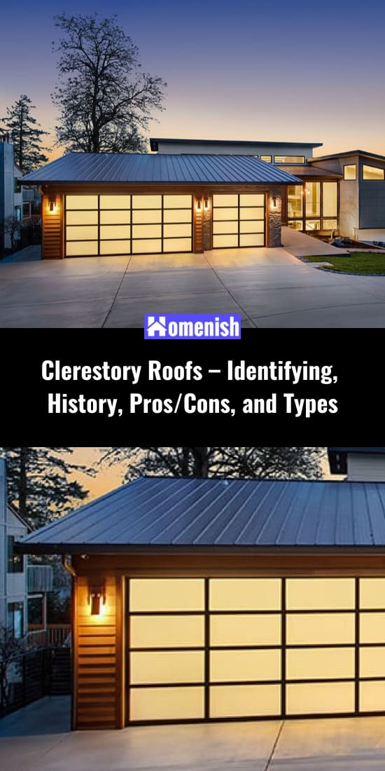 Clerestory Roofs - Identifying, History, ProsCons, and Types