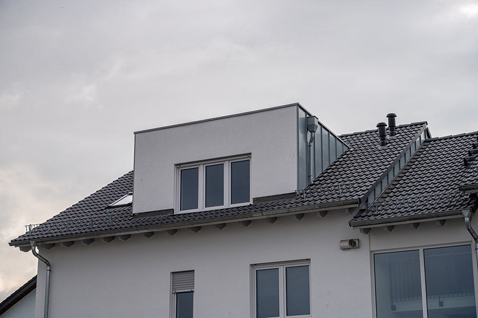 Flat Roof Dormer
