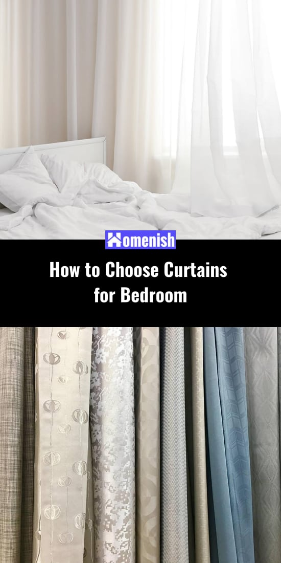 How to Choose Curtains for Bedroom