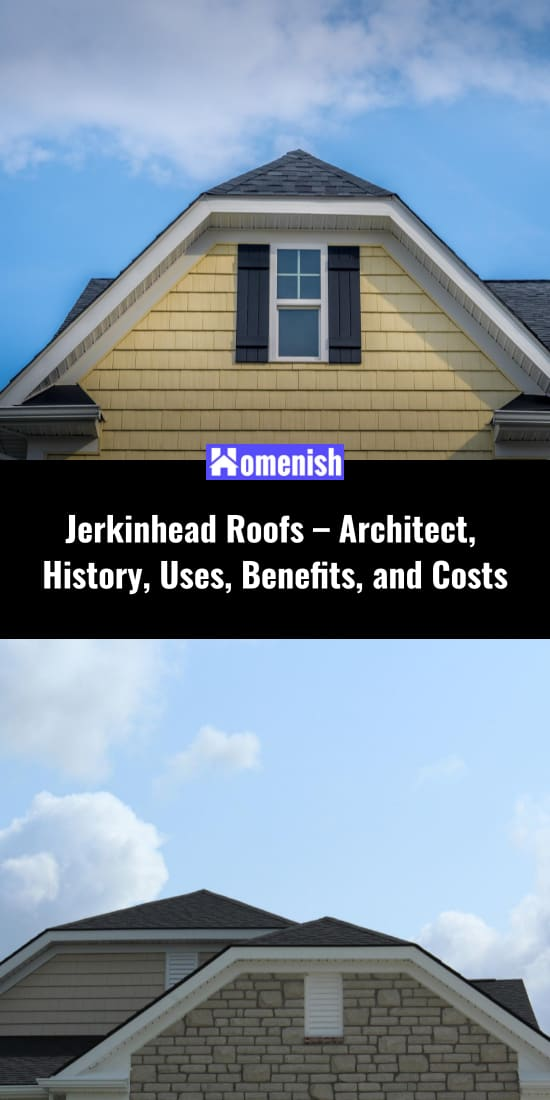 Jerkinhead Roofs - Architect, History, Uses, Benefits, and Costs