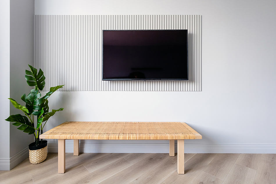 Mount a Large TV