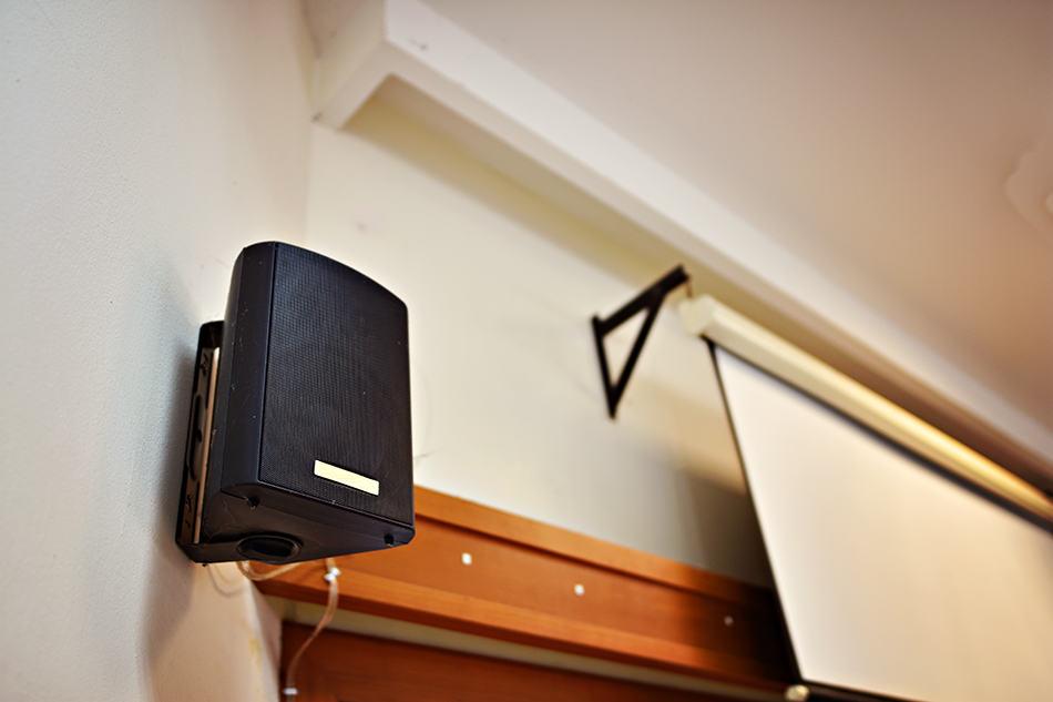 On-Wall Speakers