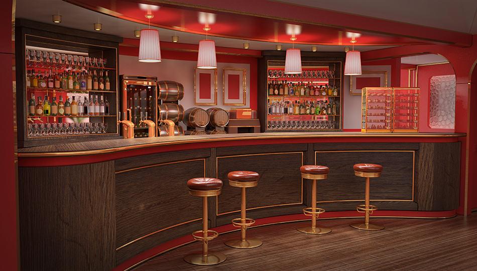 Retro Inn Bar
