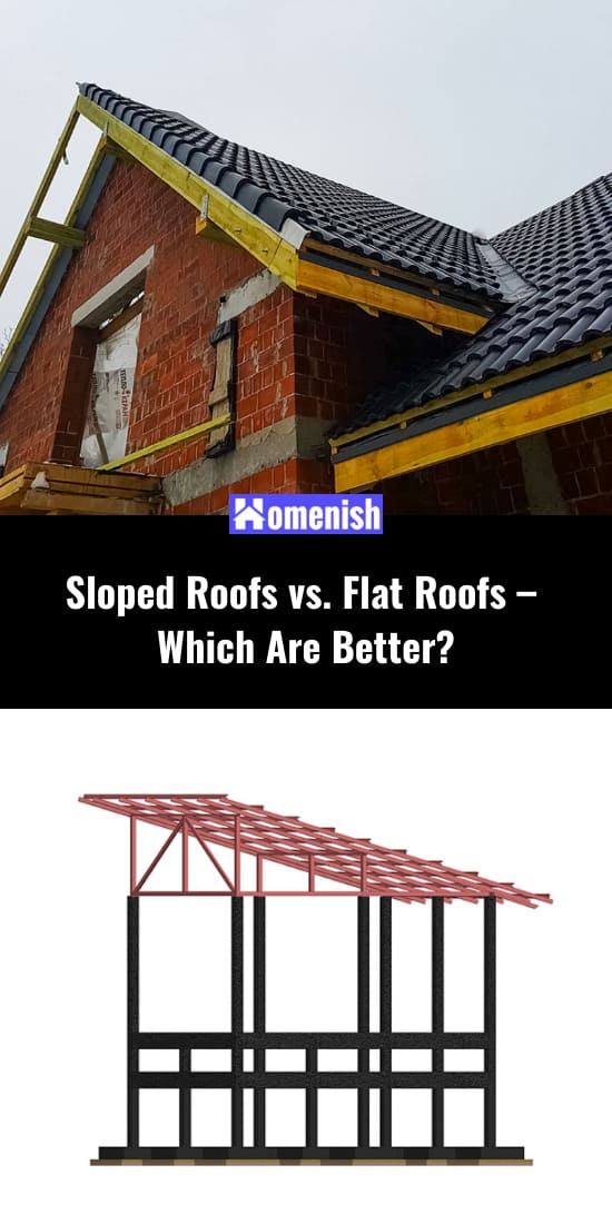 Sloped Roofs vs. Flat Roofs - Which Are Better