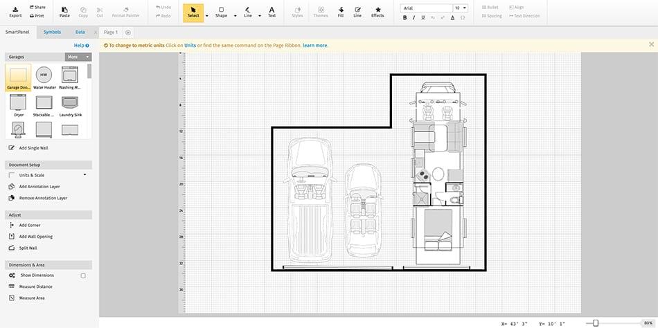 SmartDraw Building Design Software