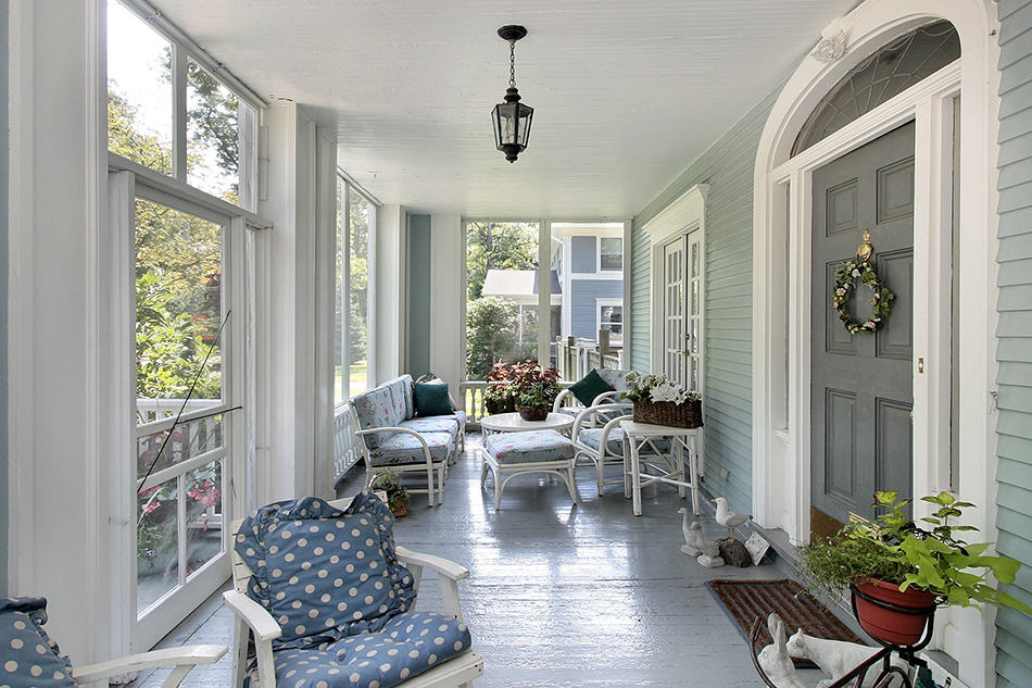 Space for Porch-Sitting