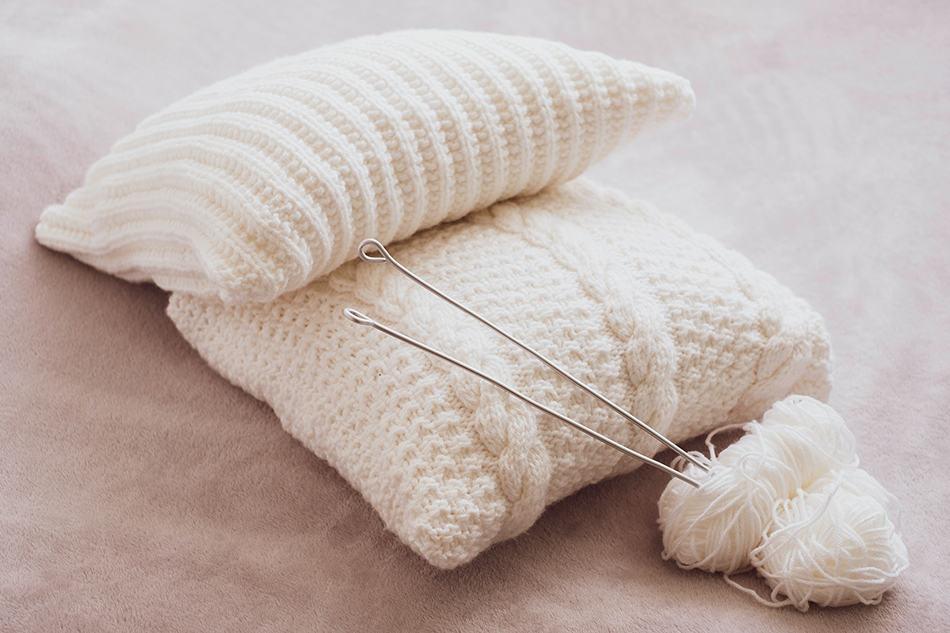 Wool Pillow