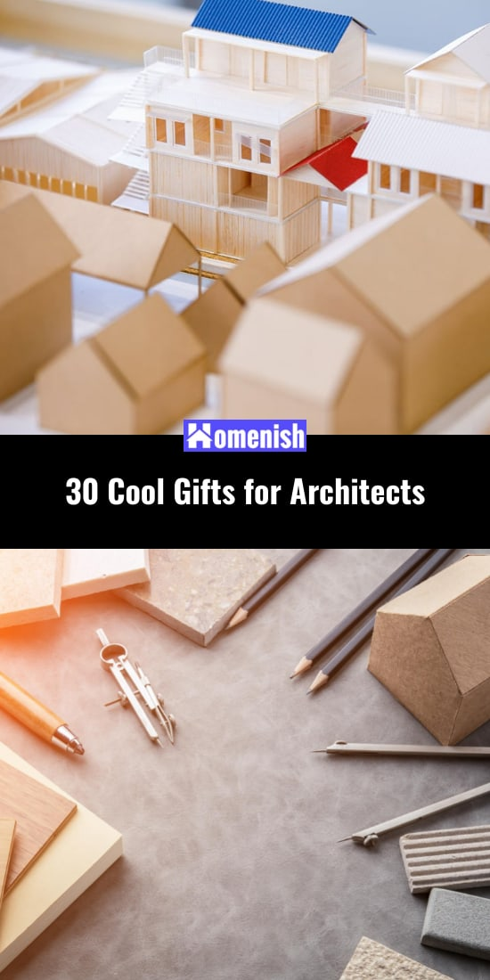 30 Cool Gifts for Architects