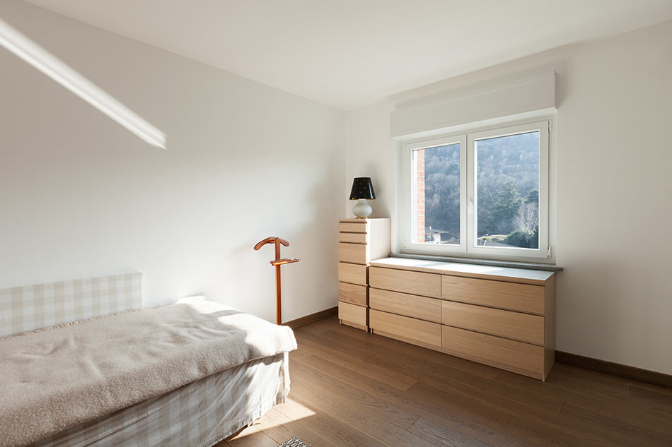 Bed Facing a Window with Direct Sunlight: Bad for Sleeping