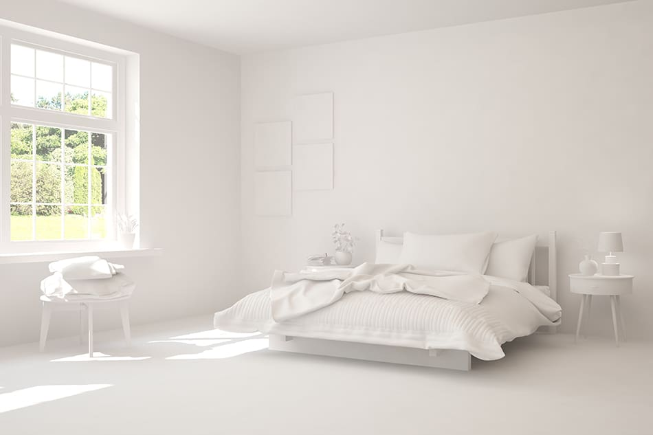 Bed In the Center of the Room: Best Option