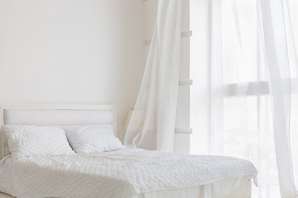 Bed Next to the Window: Uncomfortable in Summers