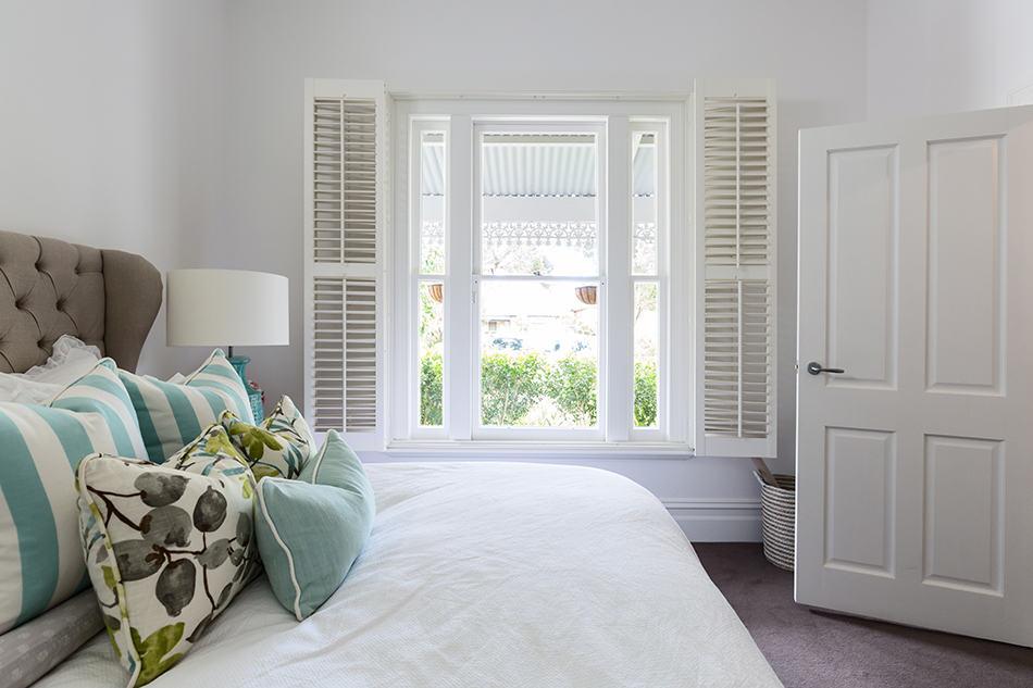 Bed Opposite the Door: Bad for Positive Energy