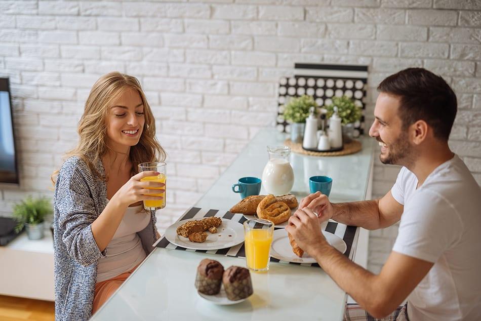 Get a Breakfast Bar