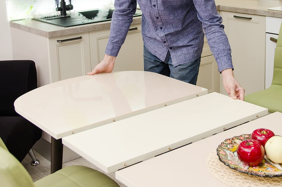 Get Custom-Made Table Extender Pads