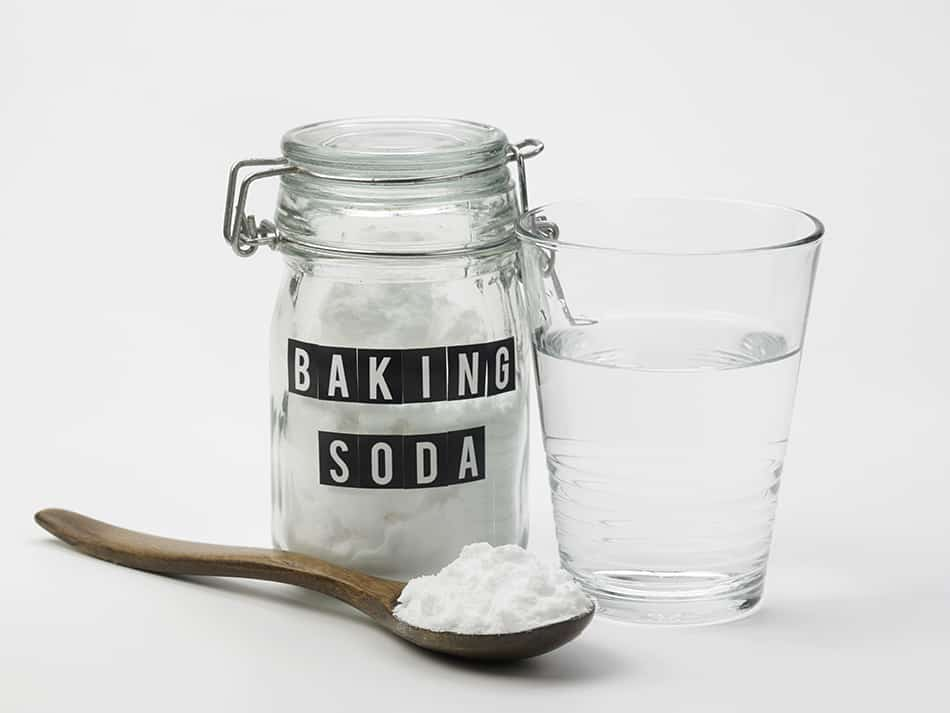 Deodorize Your Carpet with Baking Soda