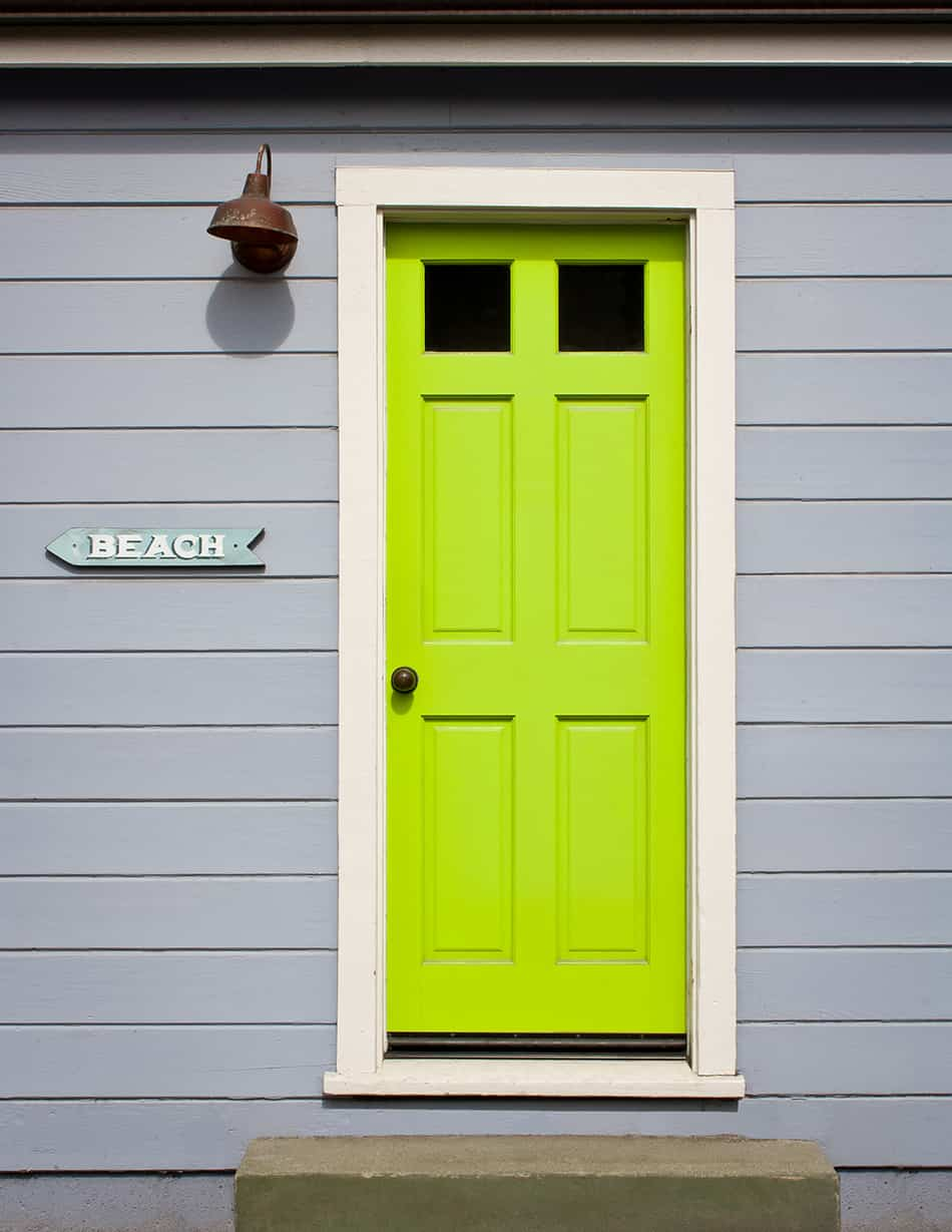 What Color Should My Exterior Door Trim Be?