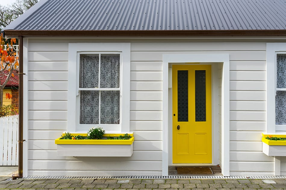 What Color Should I Paint My Front Door?