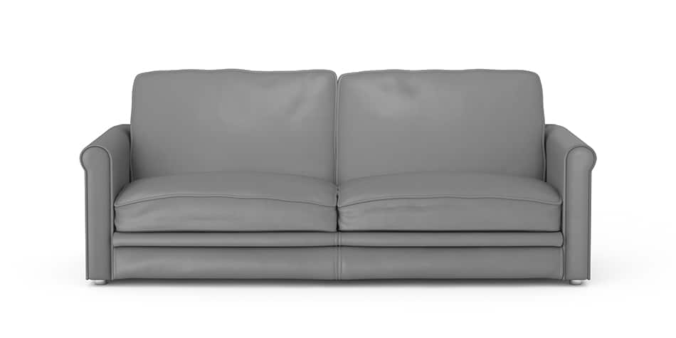 Gray Leather Sofa as an Emerging Favorite