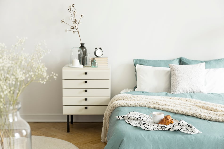 Is It Okay to Have One Nightstand?