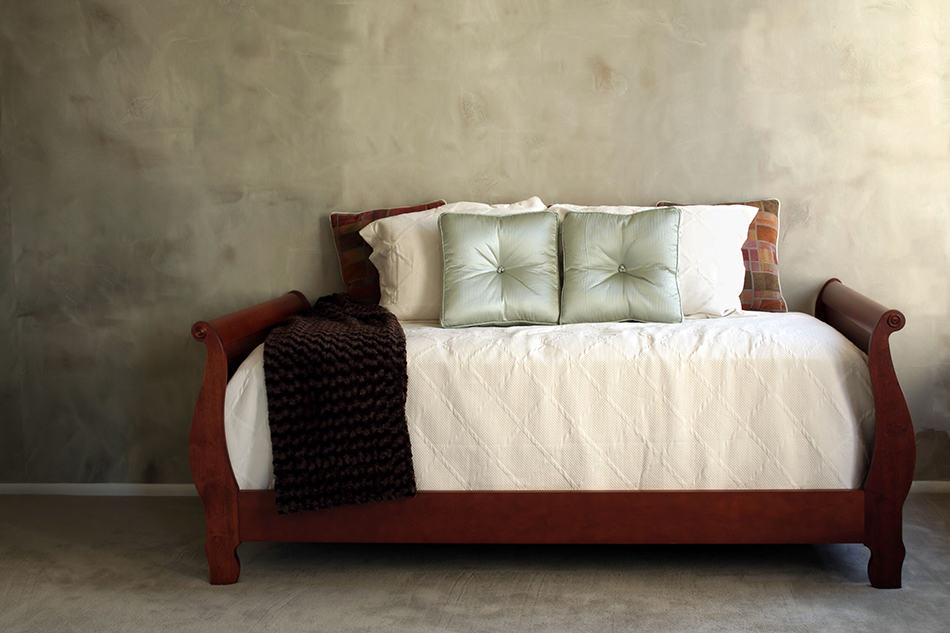Add Large Pillows and Blanket