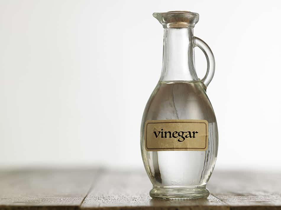 Remove Bad Odor with Vinegar