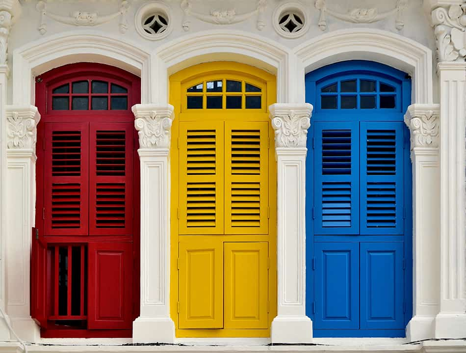 What Color Should My Shutters Be?