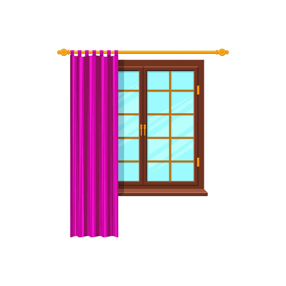 How Do You Make Tab Top Curtains Slide Easier?