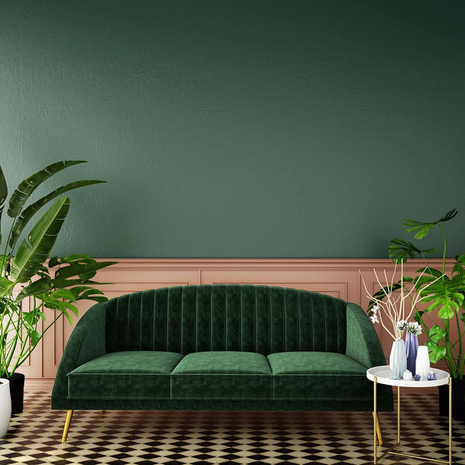 How to Deodorize a Velvet Couch
