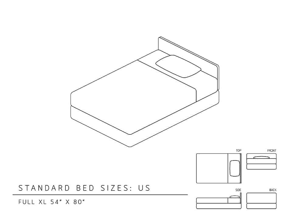 Guide to Buying a Full XL Mattress