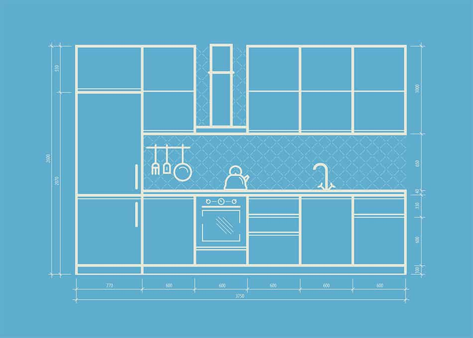How to Measure Your Kitchen for a Dishwasher