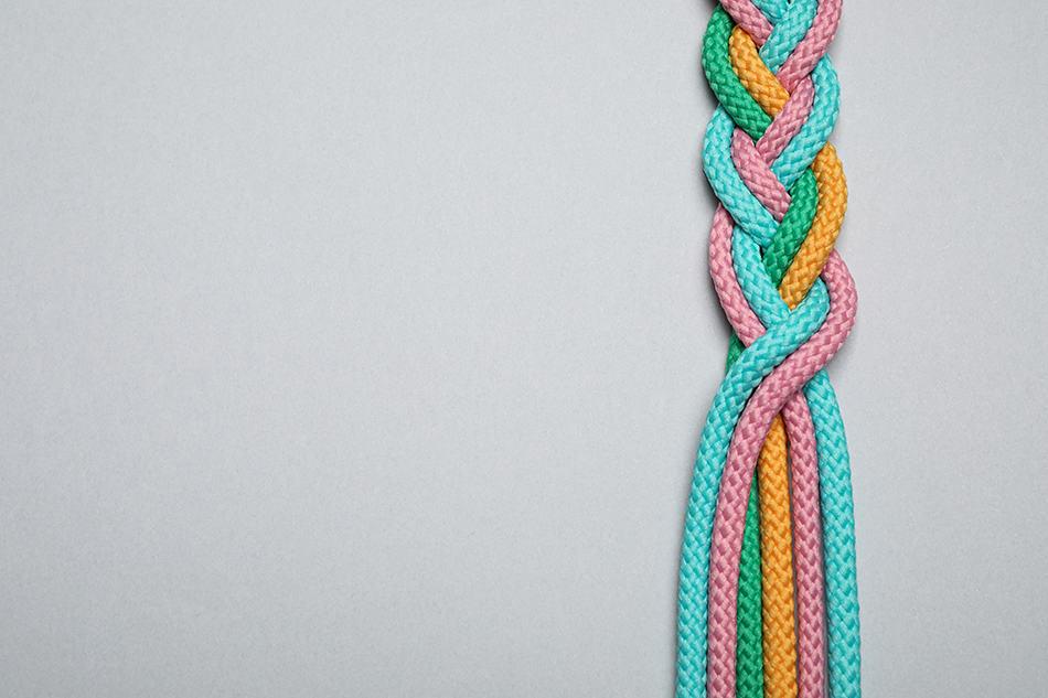 Plaited Braid Rope