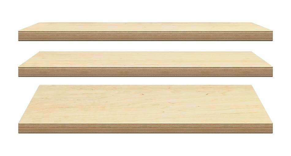 Plywood as a Stair Tread