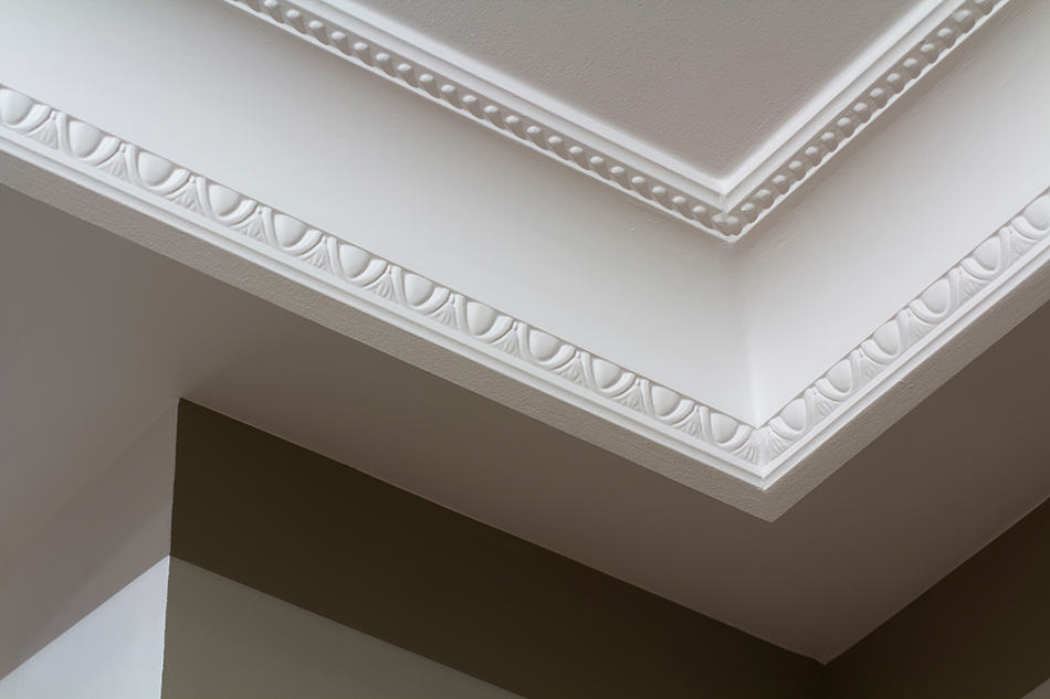 The Intersection of Wall and Ceilings