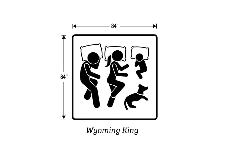 What Are the Dimensions of a Wyoming King Bed?