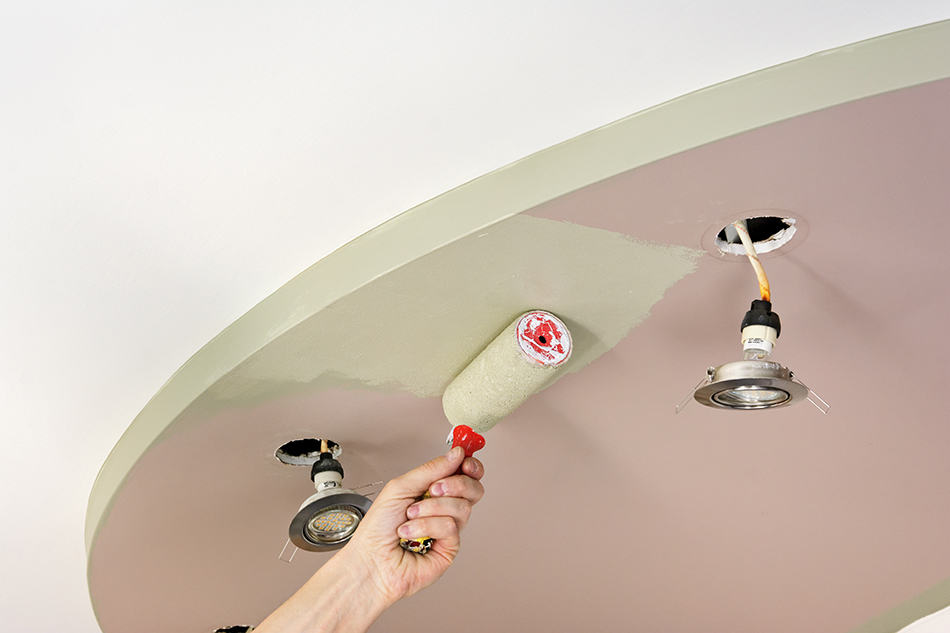 Can You Use Ceiling Paint on Walls and Wall Paint on Ceilings?