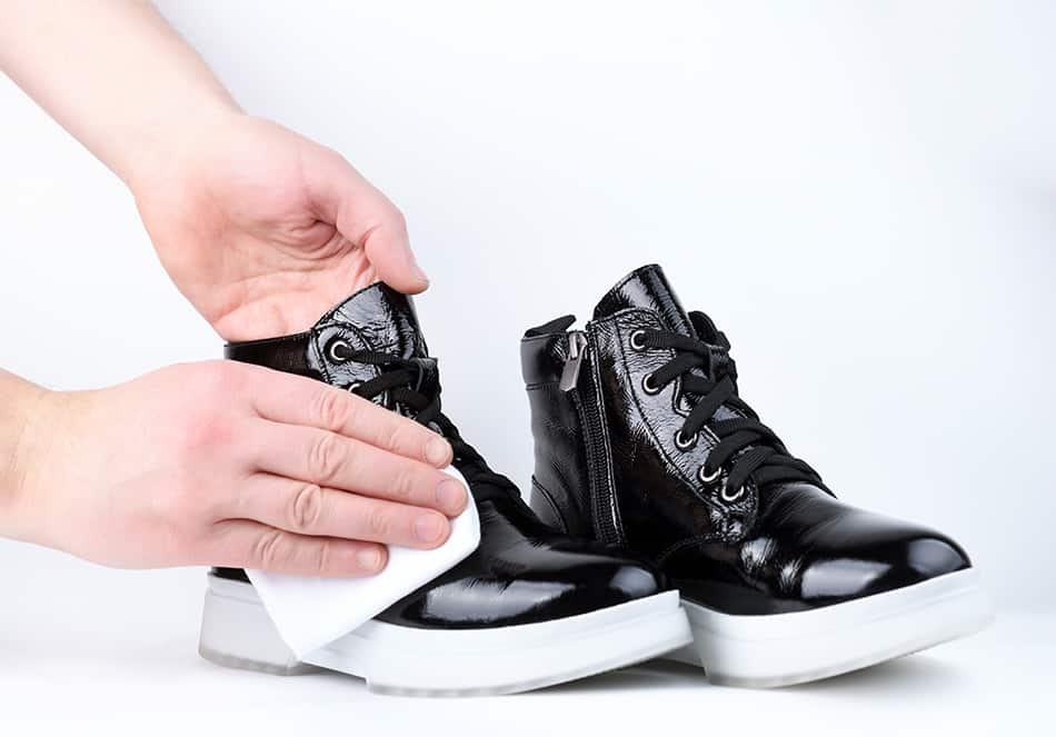 How to Clean Faux Leather Shoes