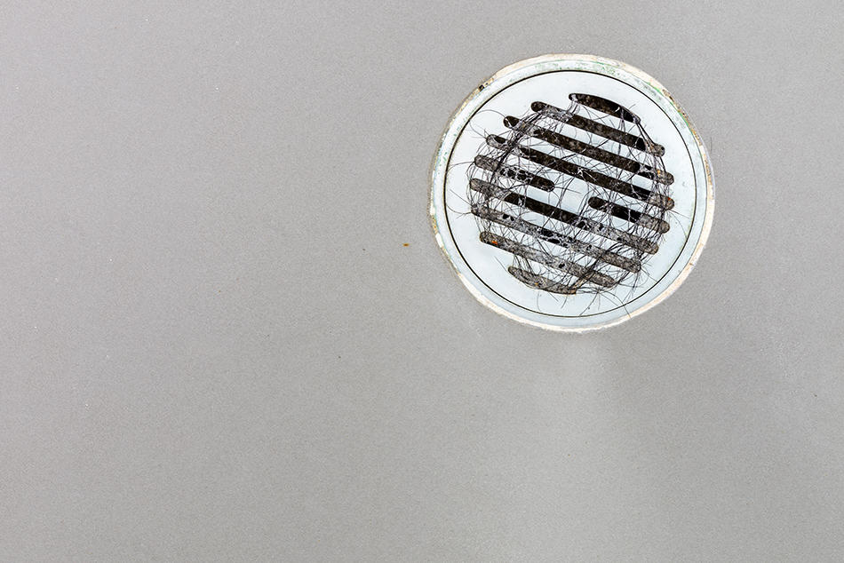 Why Is the Drain Clogged in the First Place?