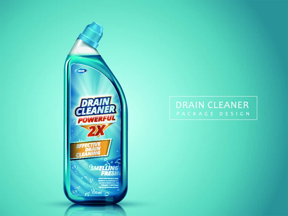 Drain cleaning products