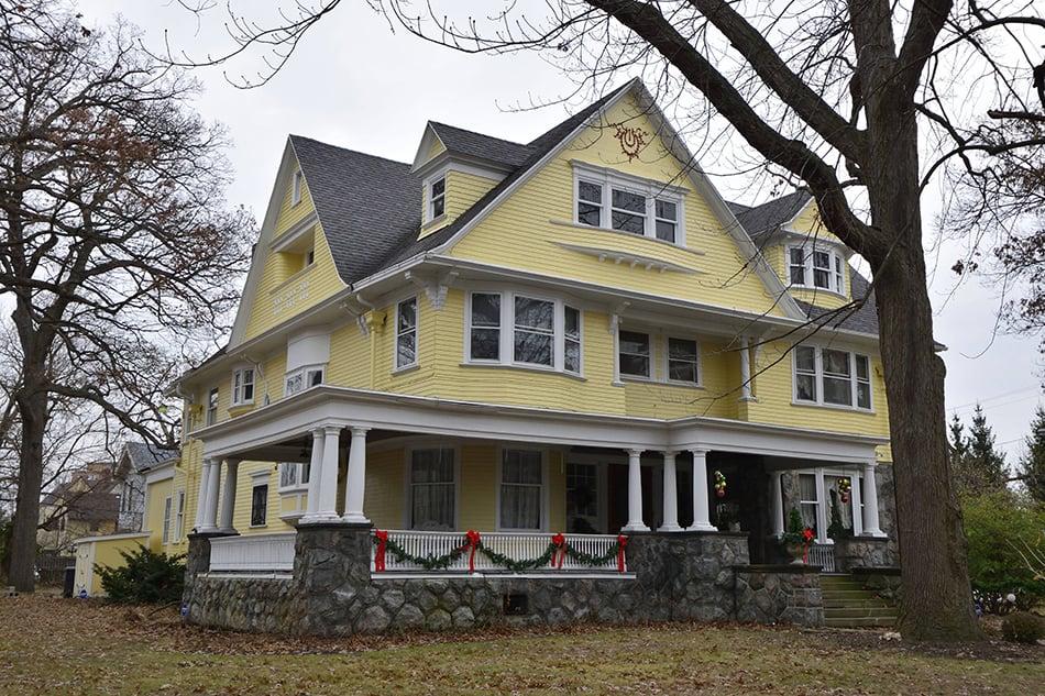 Edward Libbey House in Toledo