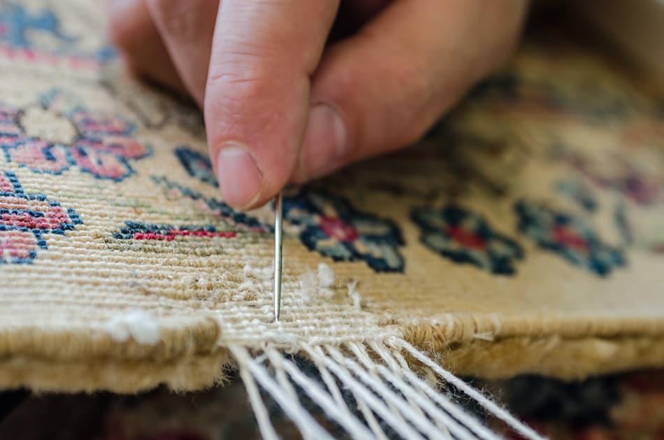 Finishing Your Carpet Edges